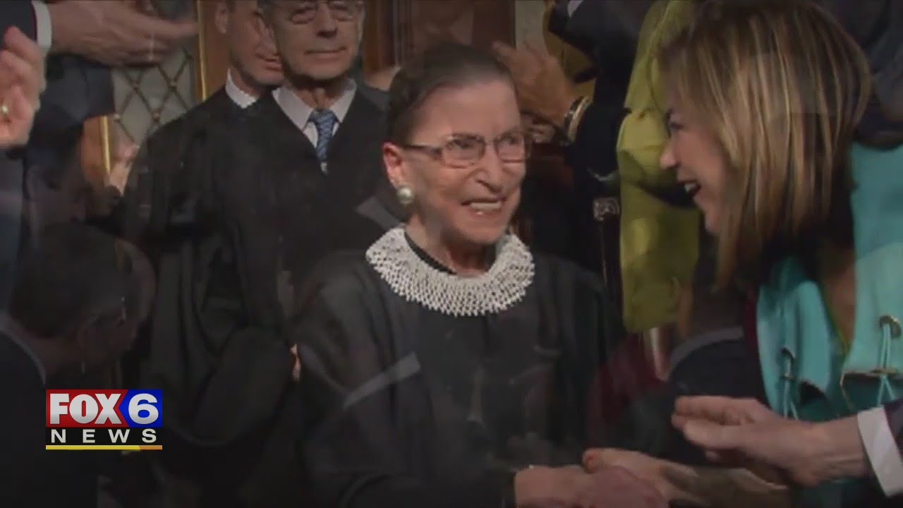 SCOWIS justices remember Ruth Bader Ginsburg: 'She was a leader'
