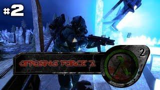 Opposing Force 2 - Конец смотра! |#2| (Испытания оружия и монстров!)