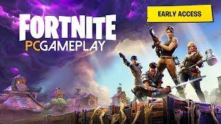 Fortnite Gameplay (PC HD)