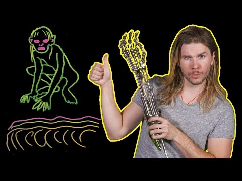 Why Death by Lava Is Much Worse Than in the Movies (Because Science w/ Kyle Hill)