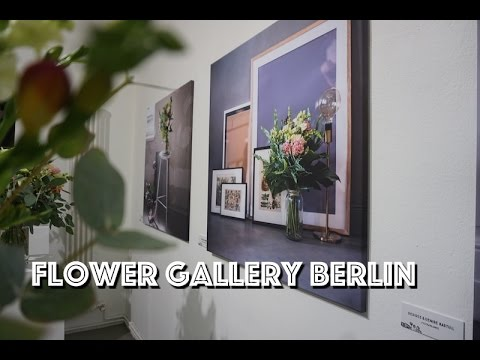 Favourite Flower Gallery Berlin I 2016 I Bloggerevent I #tollwasblumenmachen