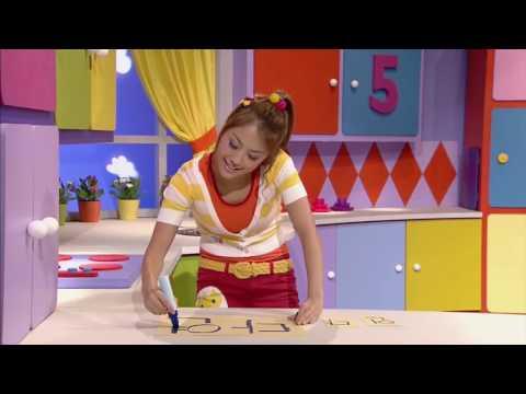 Dayen Escribe Su Nombre en Coreano