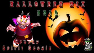 Halloween Mix 2012 - Spooky Spirit Boogie [Haunted Woods]