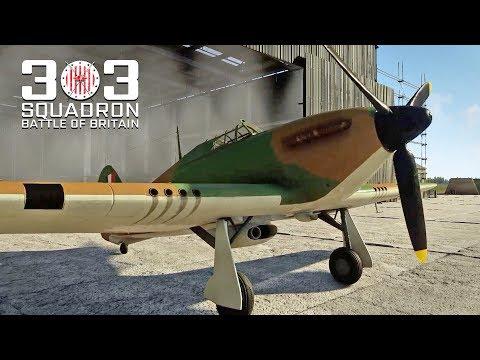 303 Squadron: Battle of Britain #1 - Head On