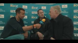 Interview with OMD at Let's Rock The Moor 2017
