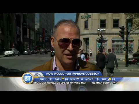 Make Quebec great again: The BT panel debates