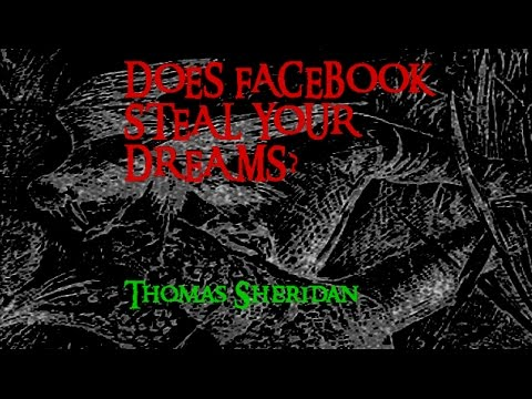 Does Facebook Steal Your Dreams?