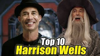 Скачать TOP 10 Harrisons Wells Del Multiverso