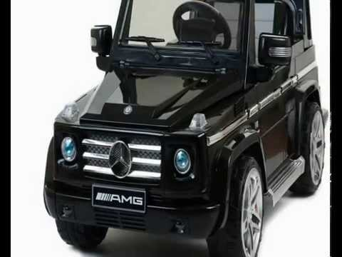 mercedes benz g55 amg 12v schwarz matt folien design. Black Bedroom Furniture Sets. Home Design Ideas