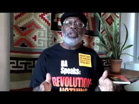 """Carl Dix Calls Out the LIE that Abortion is """"Black Genocide"""""""
