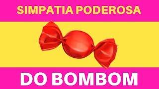 ♥ SIMPATIA DO BOMBOM PARA DOMINAR E ADOÇAR PENSAMENTOS DA PESSOA AMADA - SIMPLES E FUNCIONA RÁPIDO!