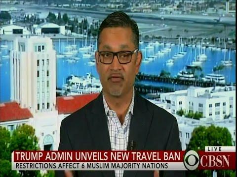Ali Noorani on CBS News 3/6/17