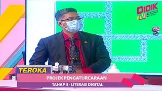 Teroka (2021)   Tahap II: Literasi Digital – TMK – Projek Pengaturcaraan