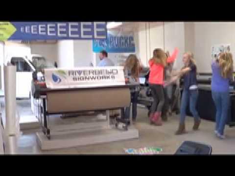 Riverbend Signworks Intro and Dance videoRiverbendSignworks