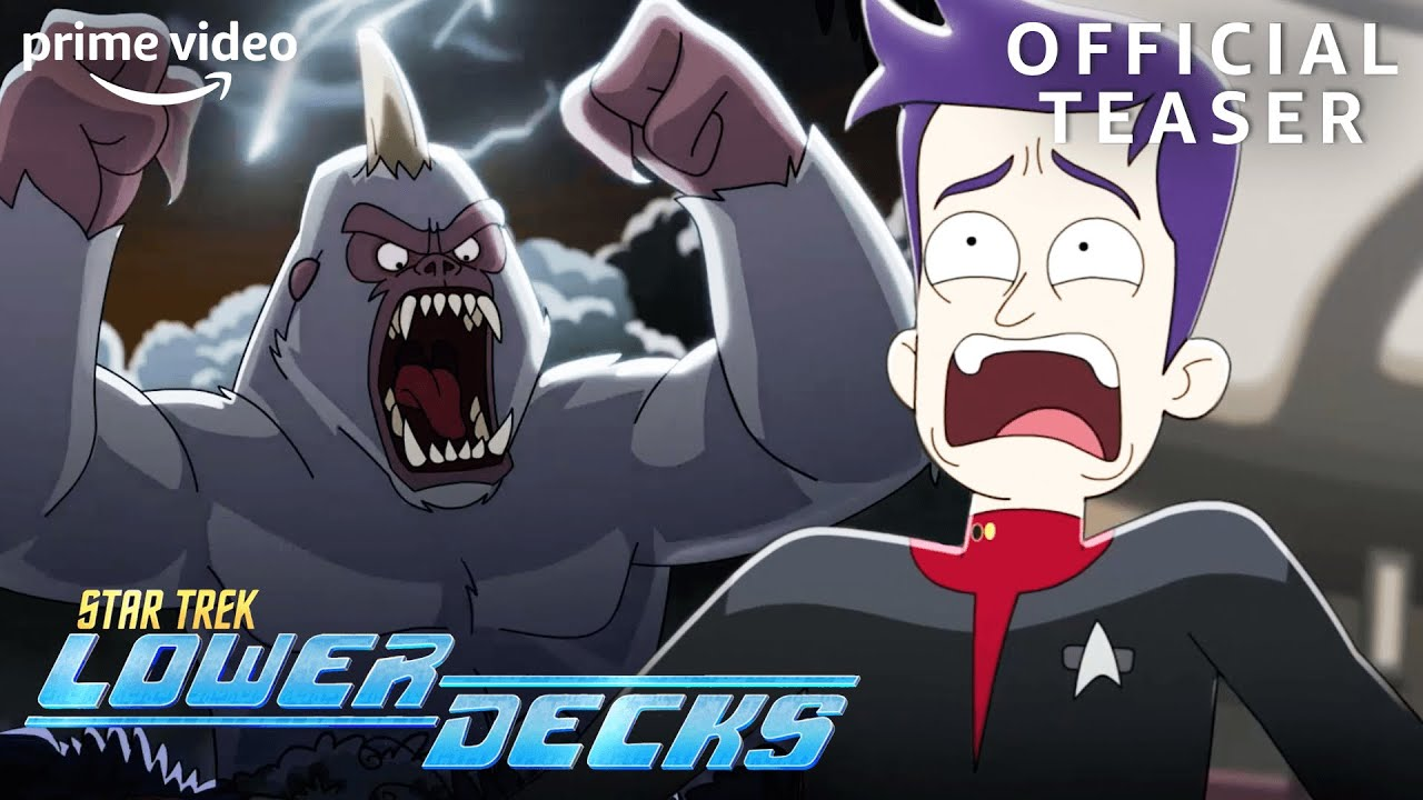Star Trek: Lower Decks Season 2 | Official Teaser | Prime Video