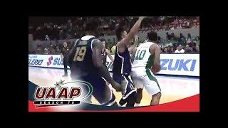 uaap 78 dlsu vs nu game highlights