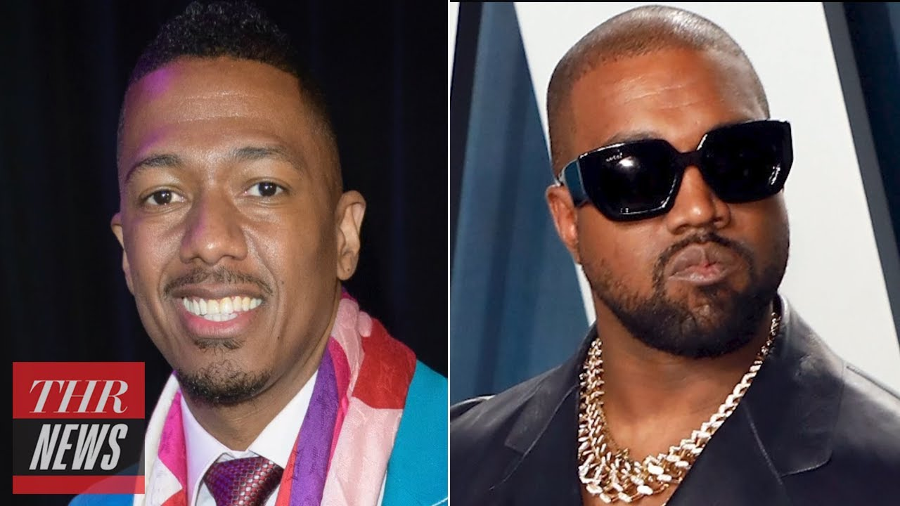 Nick Cannon Responds to Viacom Firing Over Anti-Semitism, Kanye Ends Presidential Bid | THR News