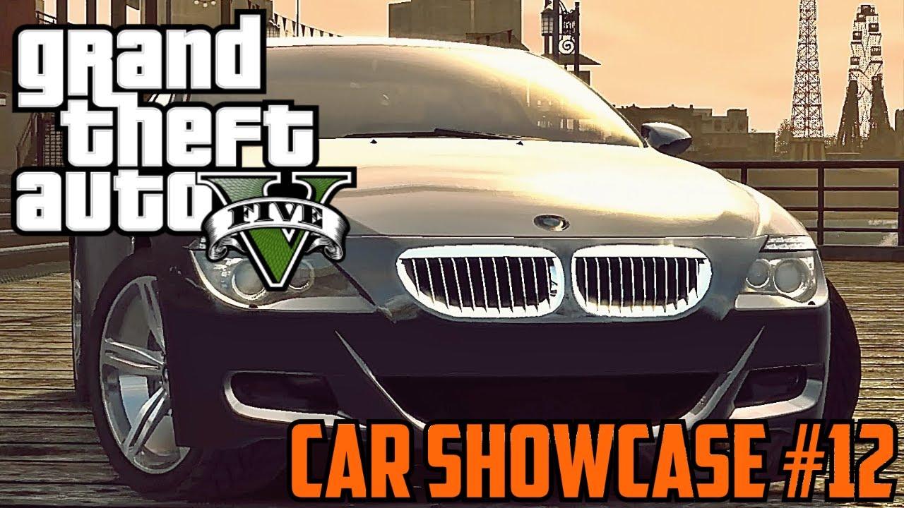Gta V Zion Oracle Bmw Car Showcase 12 Youtube