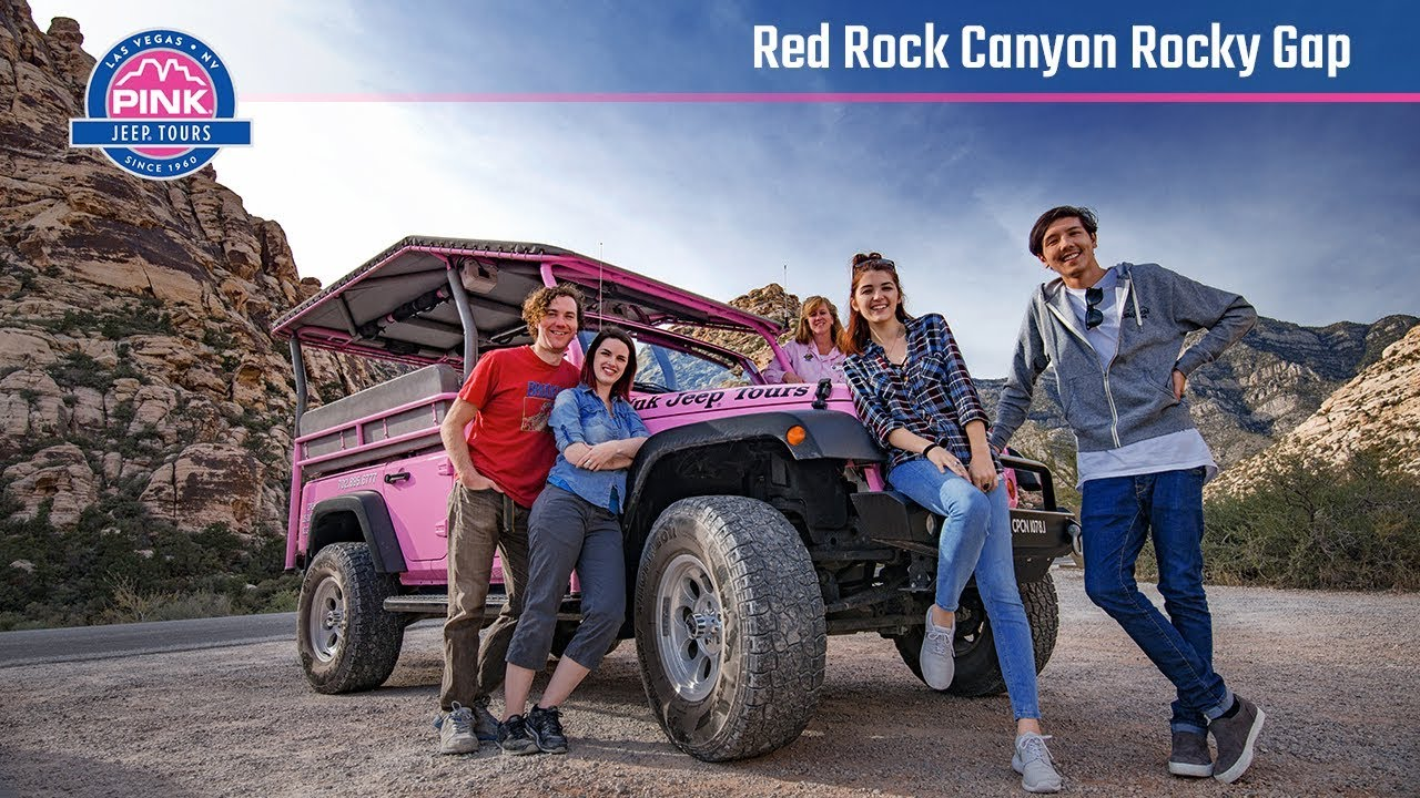 Red Rock Canyon Rocky Gap Tour   Las Vegas | Pink Jeep Tours