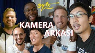 3Y1T Kamera Arkası #2 / Ekiple Röportaj: Anime Seviyor musunuz? (Chaby, JJ, Mich