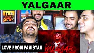 Pakistani Reaction on | YALGAAR - CARRYMINATI X Wily Frenzy
