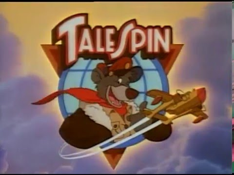 Talespin title track in hindi