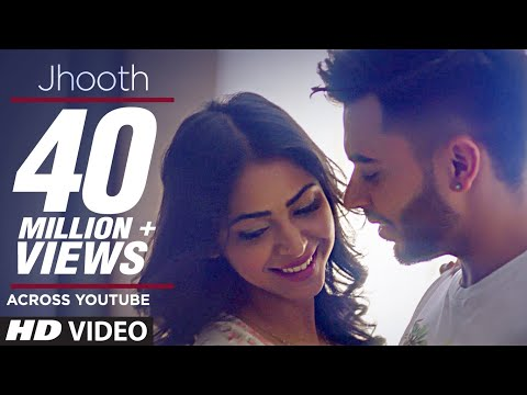 JHOOTH: GITAZ BINDRAKHIA (Official Video Song) | Goldboy | N