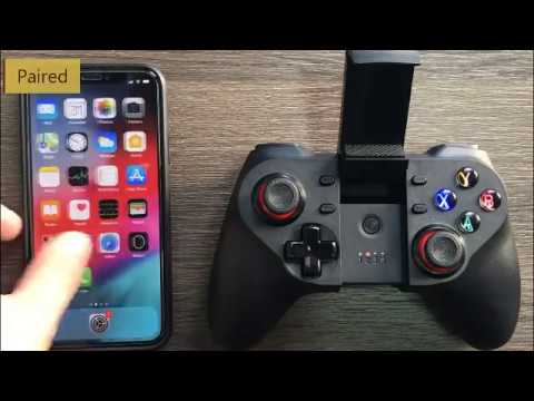 IOS Phone Controller iphone game controller PUBG Mobile settings