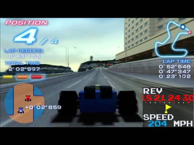 Ridge Racer (PSP): Max Tour - -Ne Plus Ultra- Track 6