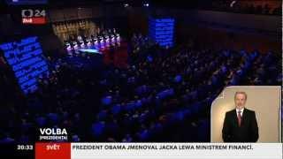 kde domov můj part ii czech national anthem hymna boni pueri chorus
