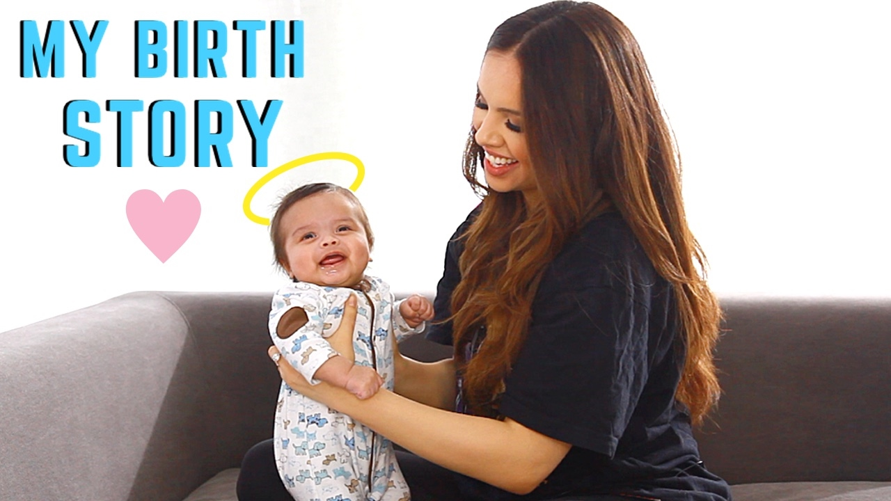 My Labour and Delivery Story | Meet My Baby Alonzo! - YouTube