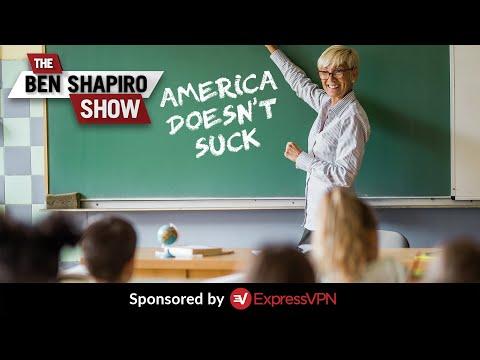 Teaching American Kids That America Doesn't Suck | Ep. 1098