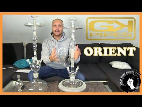 GK Pipes Orient - Orientalische Glasshisha