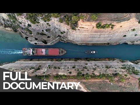 World's Biggest Mega Dams and Channels - Masters of Engineering - NATIONAL GEOGRAPHIC DOCUMENTARY