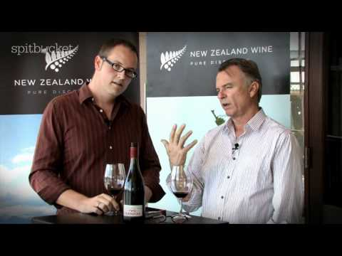 Wine Review: We chat with Sam Neill about his New Zealand Two Paddocks Pinot Noir - Episode 31