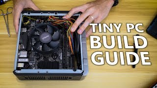How to Build an Ultra Small Form Factor PC... and Fail Miserably