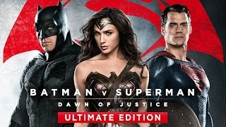 Batman v Superman: Dawn Of Justice - Ultimate Edition Trailer - Official Warner Bros. UK