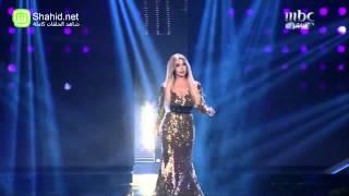 Arab Idol - نوال الزغبي وجميع المتسابقات