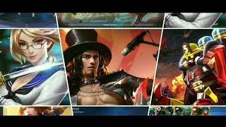 Mobile Legends Intro Widescreen(Marvel Version)