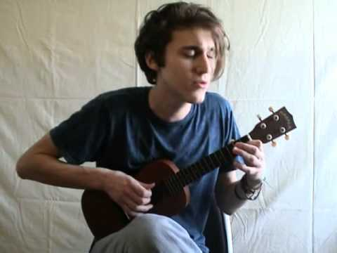 Eddie Vedder Guaranteed Ukulele Cover By Mathieu Saikaly Youtube