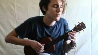 Eddie Vedder - Guaranteed (ukulele cover by Mathieu Saikaly)