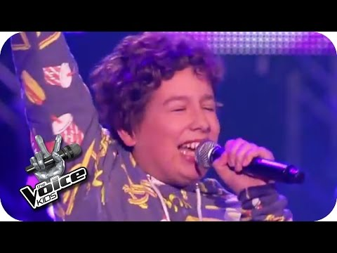 Flo Rida -  I Don't Like It, I Love It (Luca) | The Voice Kids 2016 | Blind Auditions | SAT.1