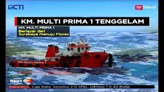 Download Video Kapal Motor Multi Prima I Tenggelam di Perairan Sumbawa, 7 Orang Hilang - SIP 25/11 MP3 3GP MP4