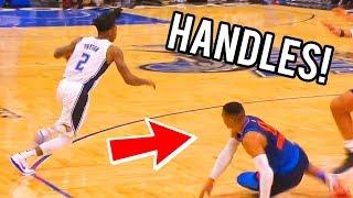 NBA Best Handles So Far 2017-2018 Season