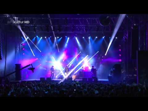THE DARKNESS - ISLE OF WIGHT 2012 - FULL CONCERT