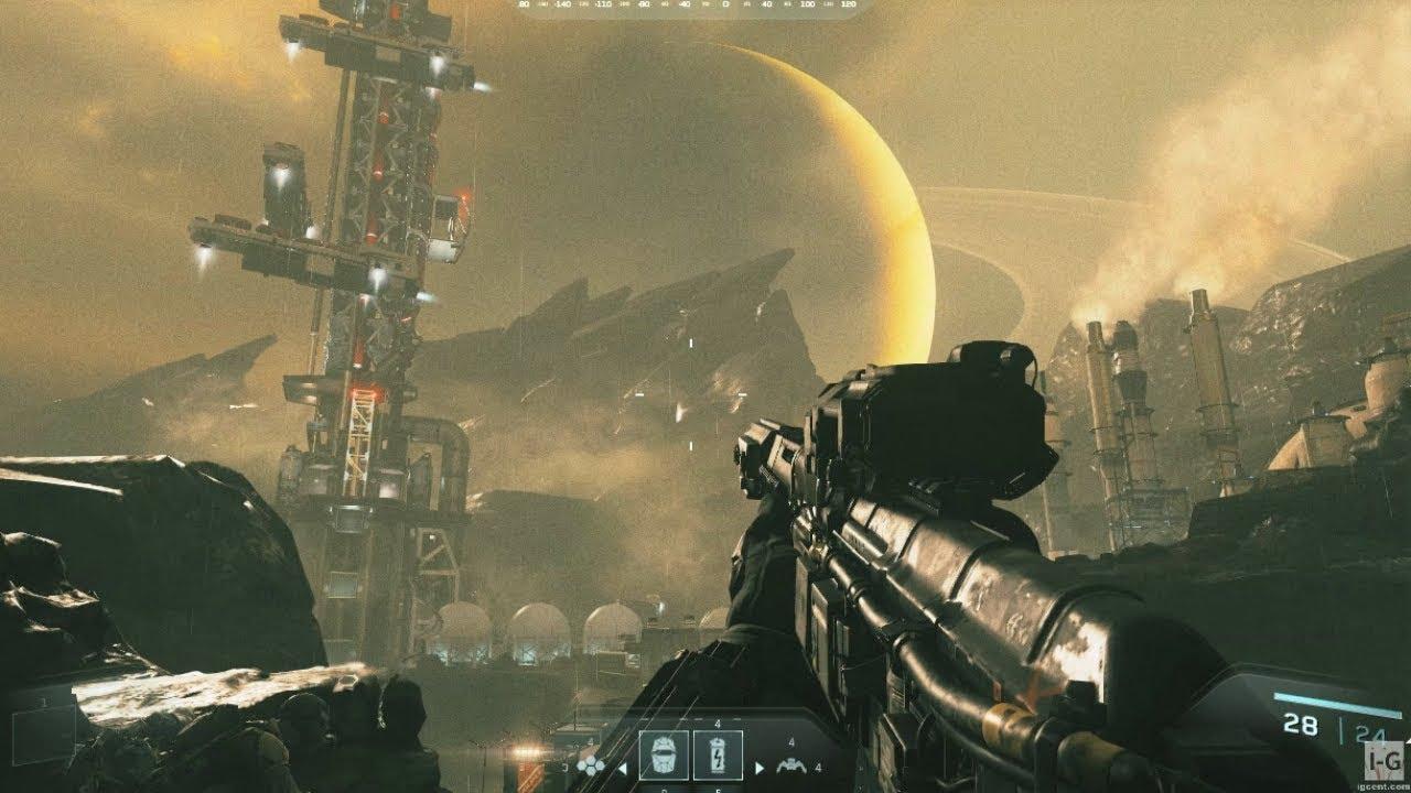 Call of Duty Infinite Warfare: Campaign Walkthrough #14
