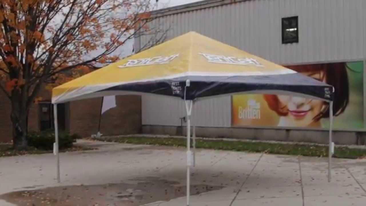 15X15 Frame Tent Setup Video - X-Series Model & 15X15 Frame Tent Setup Video - X-Series Model - YouTube