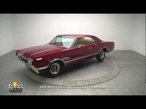 132930 / 1966 Oldsmobile Cutlass 442