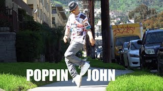 POPPIN JOHN | BOUT TO GET BUCK!!!