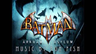 Batman Arkham Asylum OST - Halls of Madness